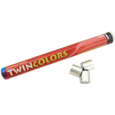 Pyro světlice Zink 511 Twin Colors 10ks