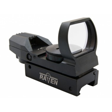 Kolimátor Raven Open PointSight Red/Green