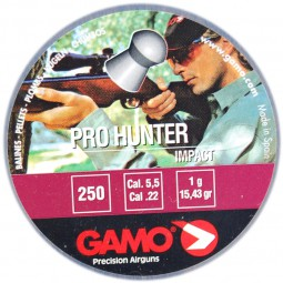 Diabolo Gamo Pro Hunter 250ks cal.5,5mm
