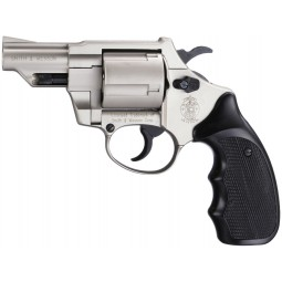 Plynový revolver Umarex Smith Wesson Combat nikl cal.9mm