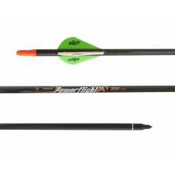 "Šíp carbon 32"" Easton Power Flight 300"