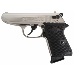 Plynová pistole Bruni New Police chrom cal.9mm