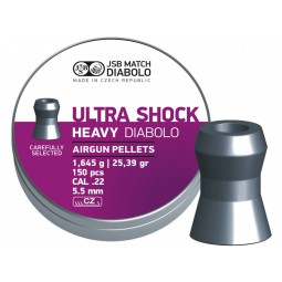 Diabolo JSB Ultra Shock Heavy 150ks cal.5,52mm