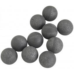 Kuličky T4E Rubber Ball RB Steel .50 10ks
